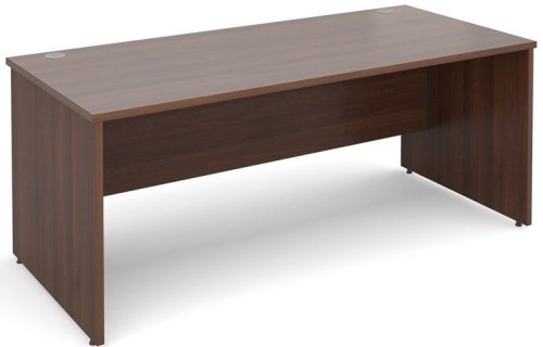 Dams Maestro Rectangular Desk with Panel End Leg - (w) 1800mm x (d) 800mm