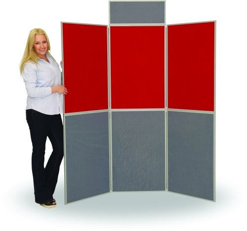 Spaceright 6 Panel Fold-Up Display Screens