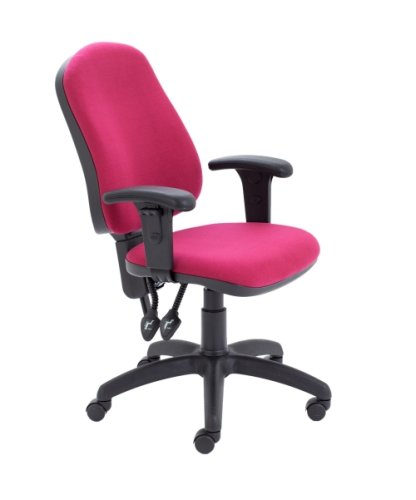 TC Office Calypso 2 High Back Chair With Adjustable Arms