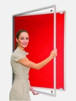Spaceright Decorative Tamperproof Noticeboards 1200 x 1200mm