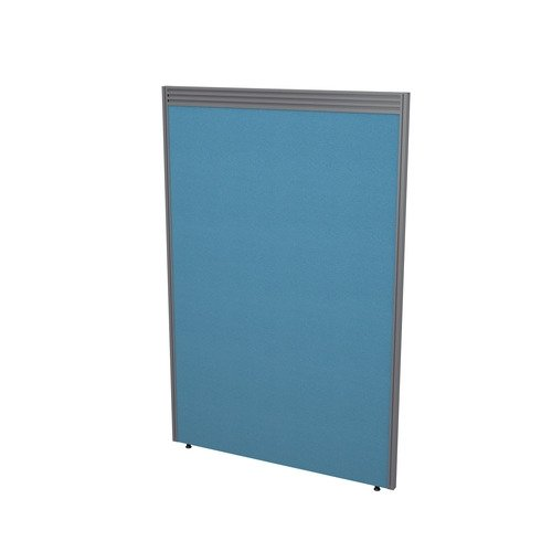 TC Office Divide Floor Standing Toolbar Screen (w) 1200 x (h) 1091mm