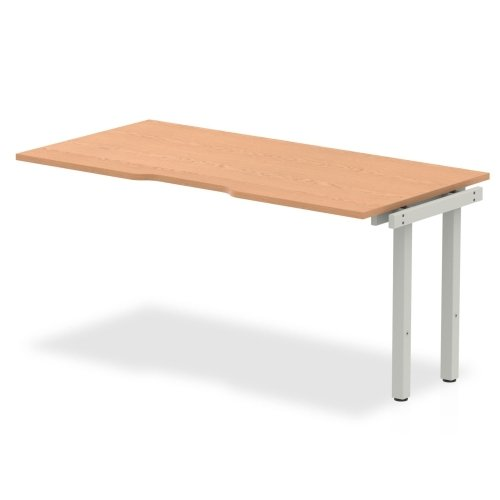 Gentoo Bulk Bench Extension Desk, Pod of 1 - (w) 1400mm x (d) 800mm