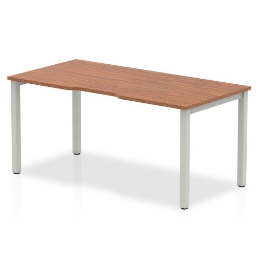Gentoo Bulk Bench Desk, Pod of 1 - (w) 1600mm x (d) 800mm