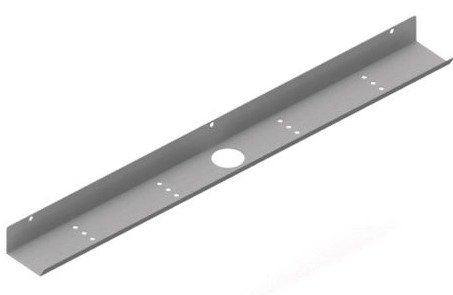 Metalicon Modesty Panel Fix Cable Tray Manager - Desk Width 1600mm