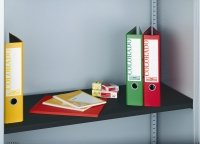 Dams Steel Shelf For Use In Tambour Cupboards