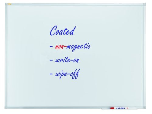 Gentoo Non-Magnetic Whiteboard - 2400mm x 1200mm