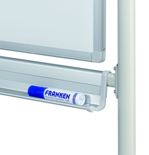 Gentoo Mobile Revolving Magnetic Whiteboard - 1200mm x 1200mm