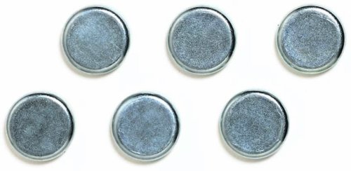 Gentoo Chrome Magnets - Pack of 6