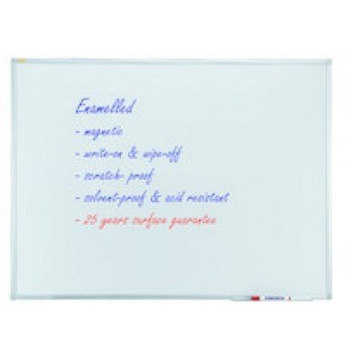 Gentoo Enamel Whiteboard - 1800mm x 1200mm
