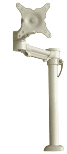 ABL FSA Single Monitor Arm with Top Fix Clamp