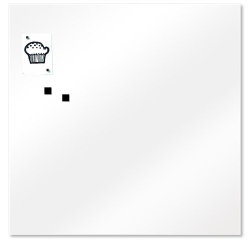 Gentoo Magnetic Glass Board - 450mm x 450mm