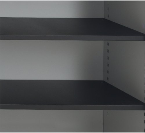 TC Office Talos Steel Tambour Shelf