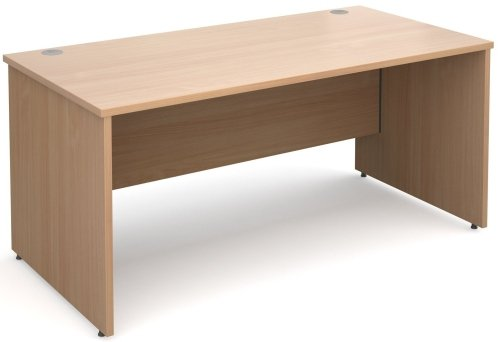 Dams Maestro Rectangular Desk with Panel End Leg - (w) 1200mm x (d) 800mm