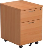 TC Office Mobile Pedestal 2 Drawers