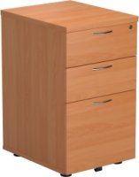TC Office Under Desk Pedestal 3 Drawers