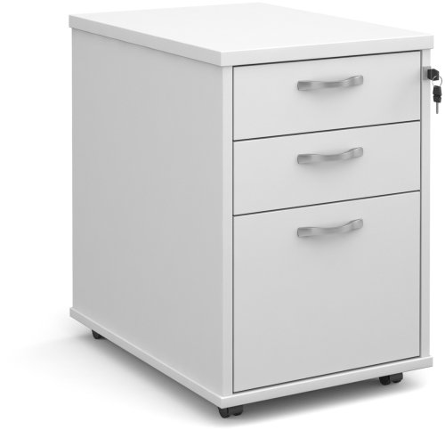Dams Executive Tall Pedestal 3 Drawers - (w) 426mm x (d) 600mm