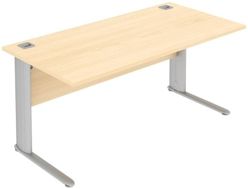 Elite Optima Plus Rectangular Desk 800 x 800mm