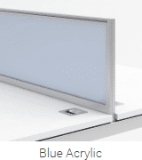 Elite 120 Degree System Acrylic Screen - Width 1179mm