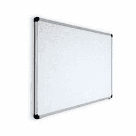 Gopak Magnetic Dry Wipe White Board - W1500 x H1200mm